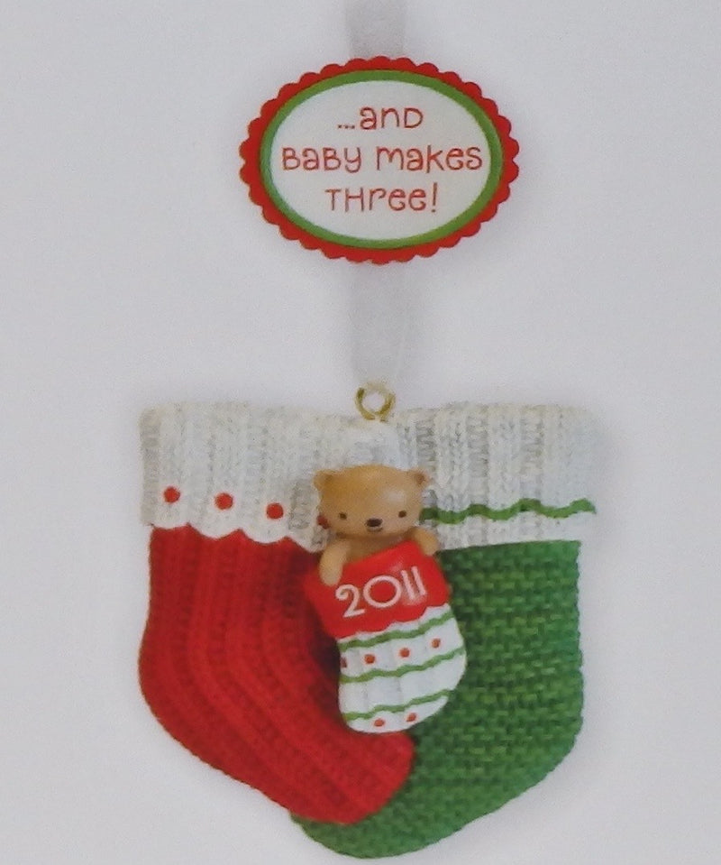 Hallmark 2011 New Parents-Ornament-Oakview Collectibles