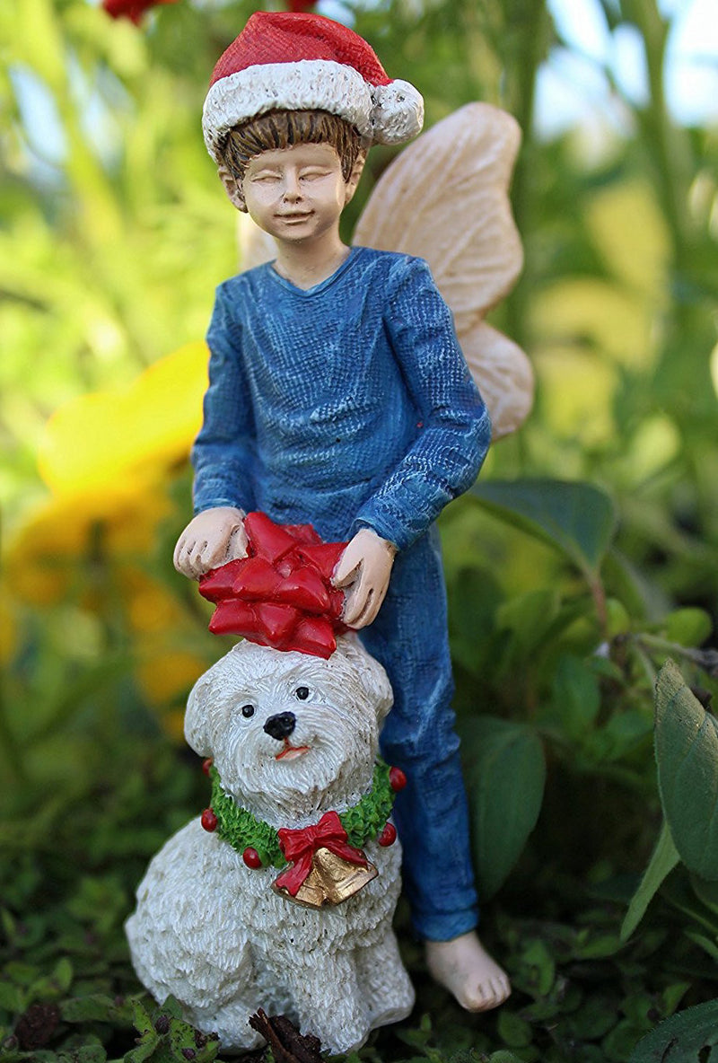 Fairy Garden Nick and Fluff-Fairy Garden-Oakview Collectibles