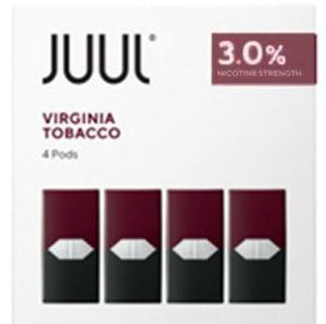 How much nicotine is in a JUUL?