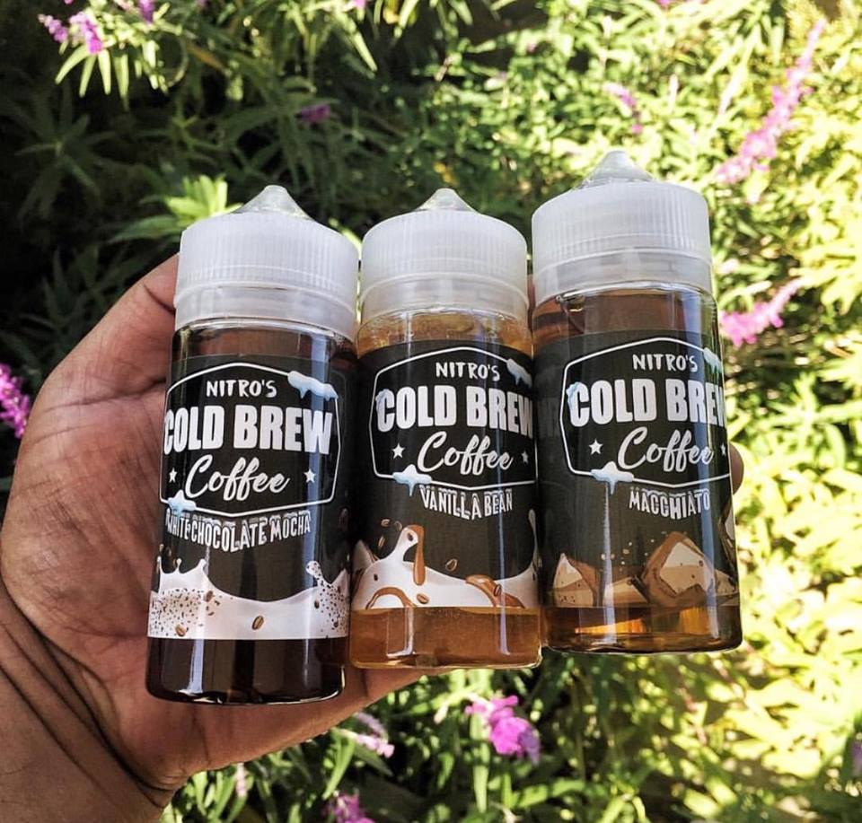 Vape Juice Flavors List