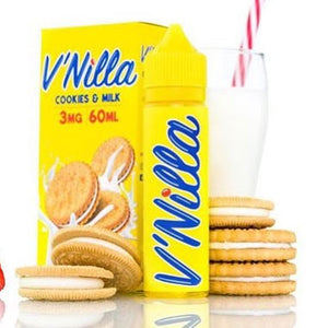 V'Nilla Cookies & Milk by Tinted Brew