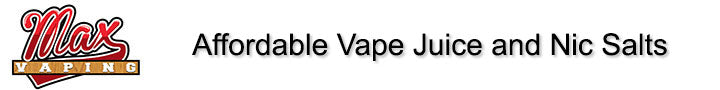 MaxeJuice - Your online vape juice shop.