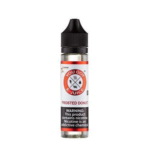 You Got e-Juice Frosted Donut - MaxeJuice