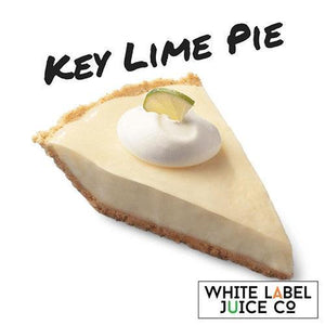 White Label Juice Co. Key Lime Pie - 100ml - MaxeJuice