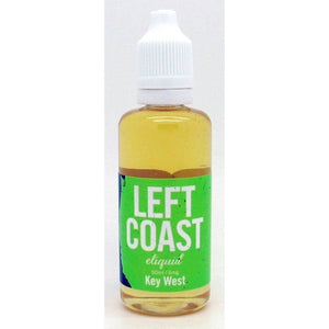 Left Coast eLiquid Key West - MaxeJuice