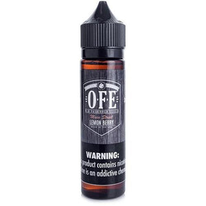Wolfpack OFE Lemon Berry - MaxeJuice