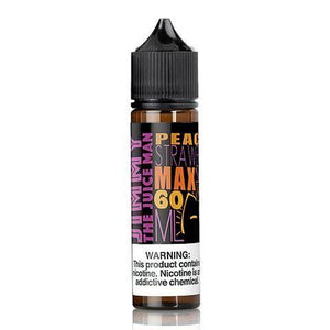 Jimmy the Juice Man Peachy Strawberry - MaxeJuice