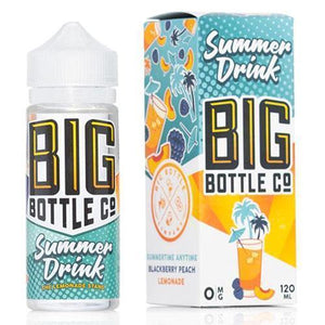 Big Bottle Co. Summer Drink - 120ml - MaxeJuice