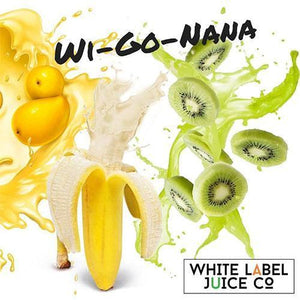 White Label Juice Co. Wi-Go-Nana - 100ml - MaxeJuice