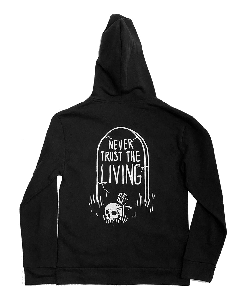 Never Trust The Living - Child's Zip Up