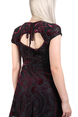 Baroque - Velvet Dress