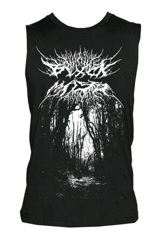 Buried In The Woods - Unisex Muscle Tee