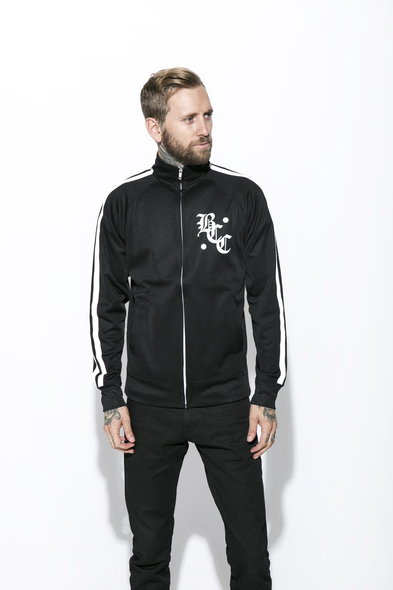 Shield Of The Goat - Unisex Track Jacket