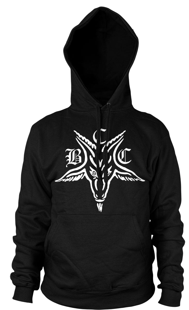 BCC Goat - Hooded Pullover Sweater