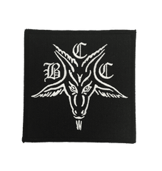 BCC Goat - Embroidered Patch