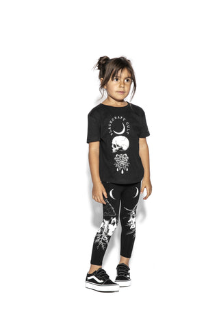Duality - Youth Leggings