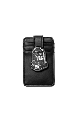Never Trust The Living - Card Case