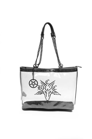 BCC Goat Clear Tote