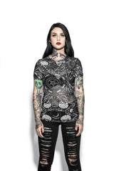 Baroque - Mesh Women's Tee