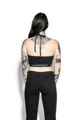 Unholy - Women's Halter Crop