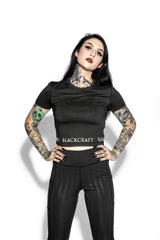 Blackcraft - Active Crop Top