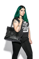 Believe In Yourself - Large Canvas Tote