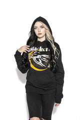 Witches Moon - Hooded Pullover Sweater
