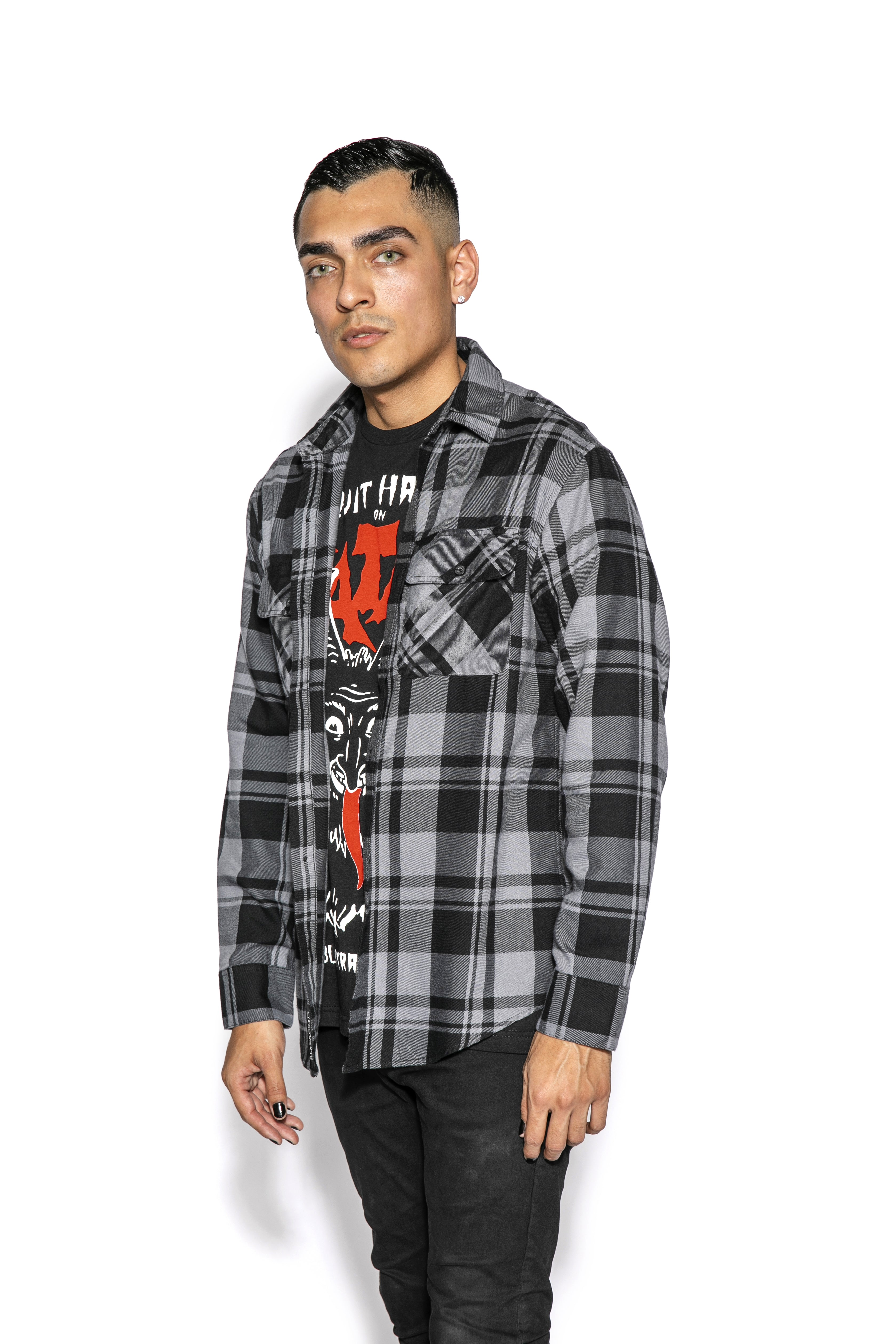 Release The Bats - Flannel