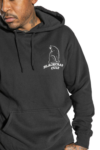 Ouija Cat - Hooded Pullover Sweater
