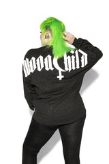 Moon Child- Unisex Sparkle Jersey