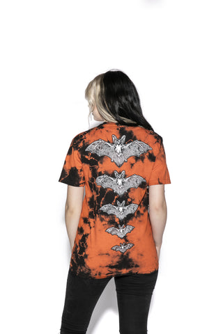 Release The Bats - Orange Lightning Dye