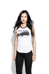 Hearse - Sleeveless Vintage Jersey