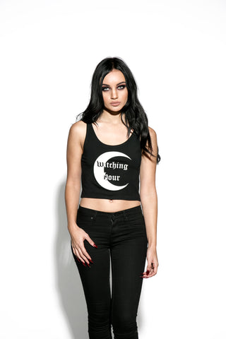 Witching Hour - Crop Tank