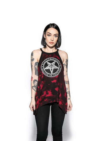 Believe In Yourself - Blood Moon Tank Top