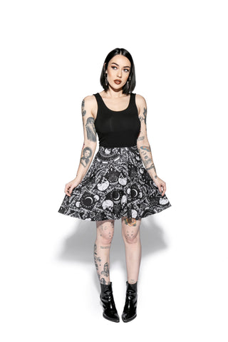 Baroque - Skater Skirt