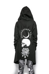 Spirits Of The Dead Double Hooded Cloak