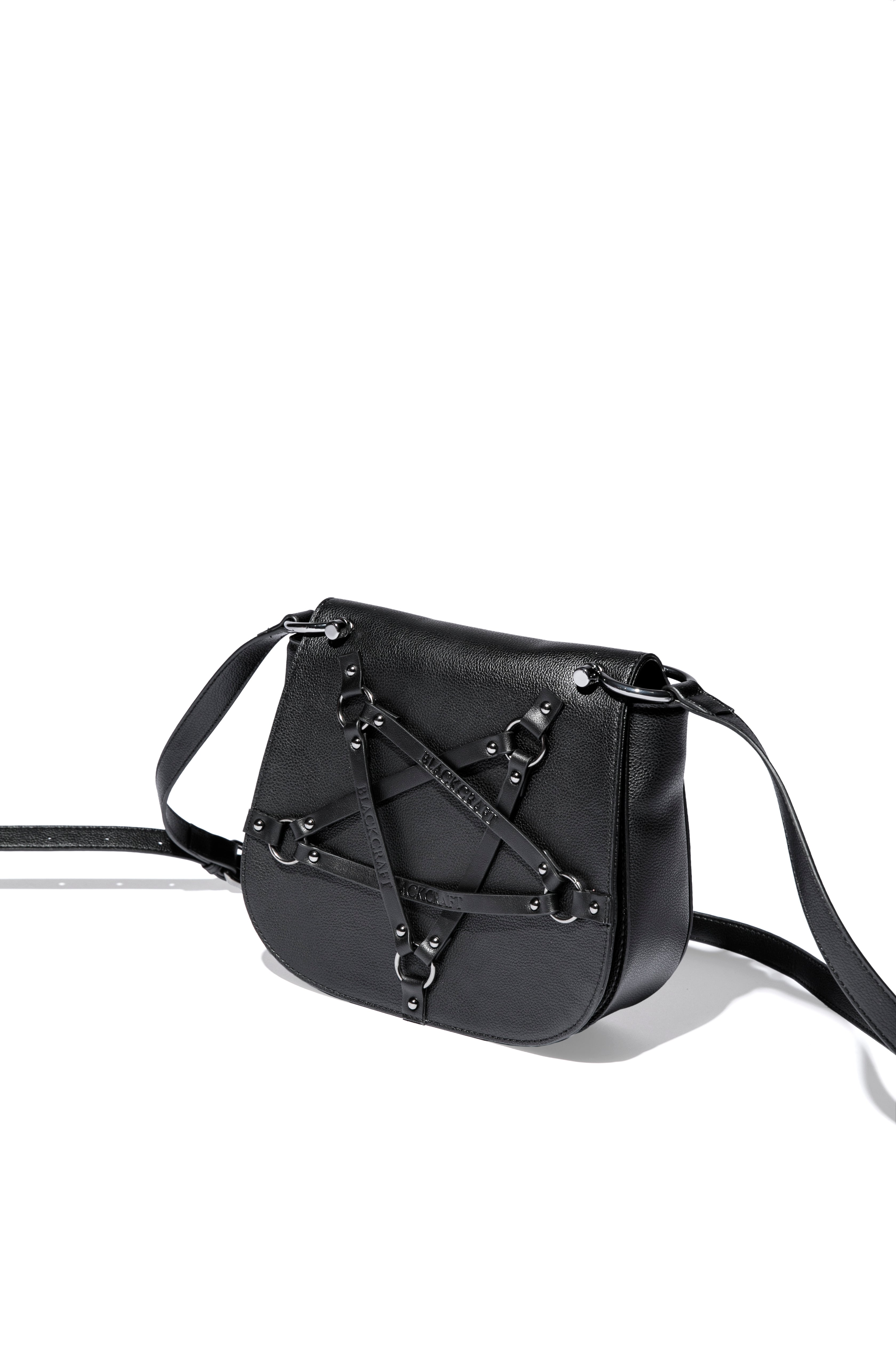 Pentagram Harness Saddle - Crossbody