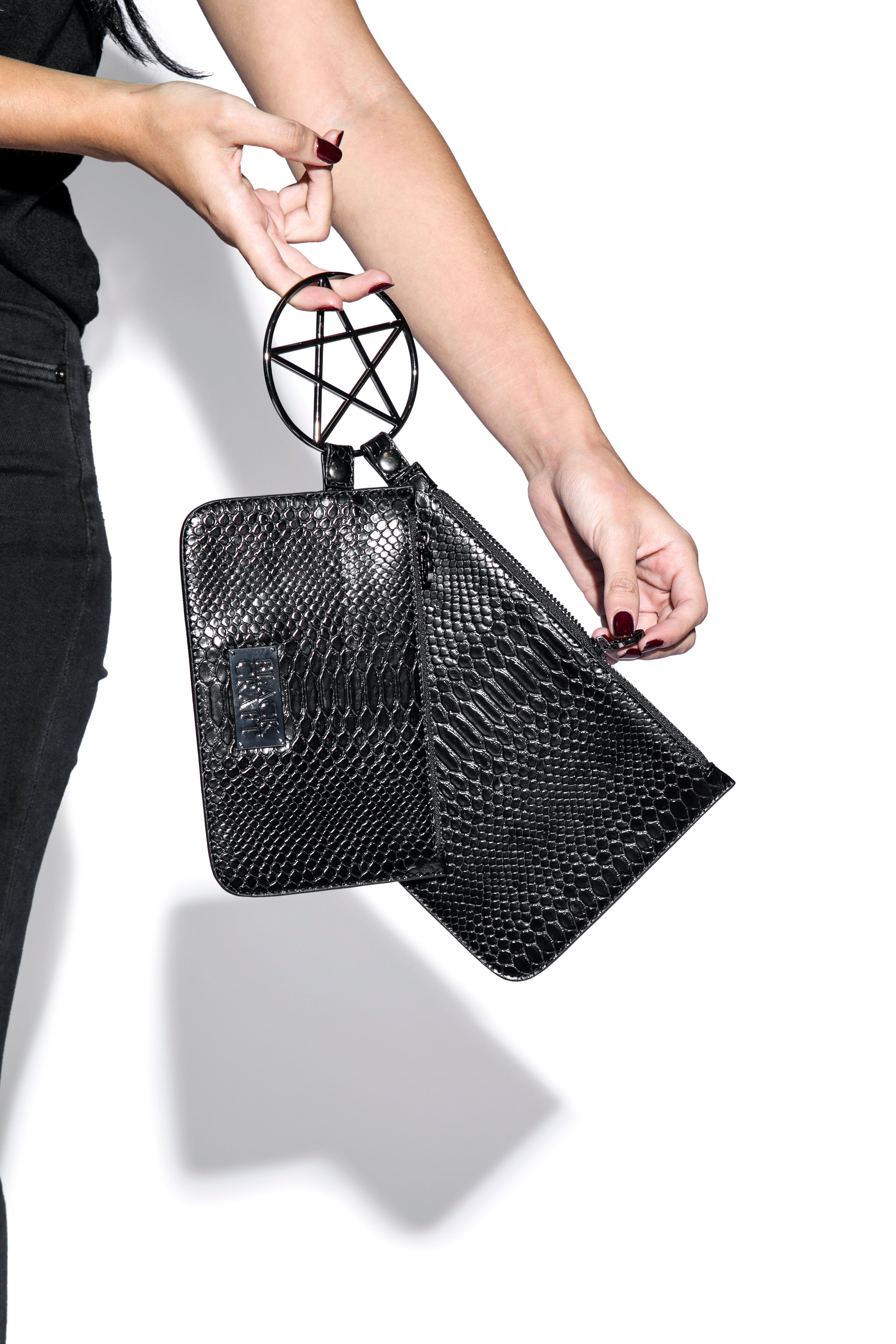 Serpent Collection - Wristlet