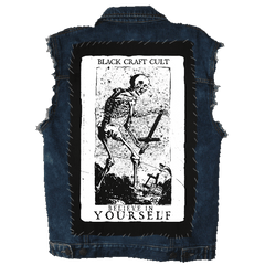 Believe In Yourself - Tarot Card - Back Patch