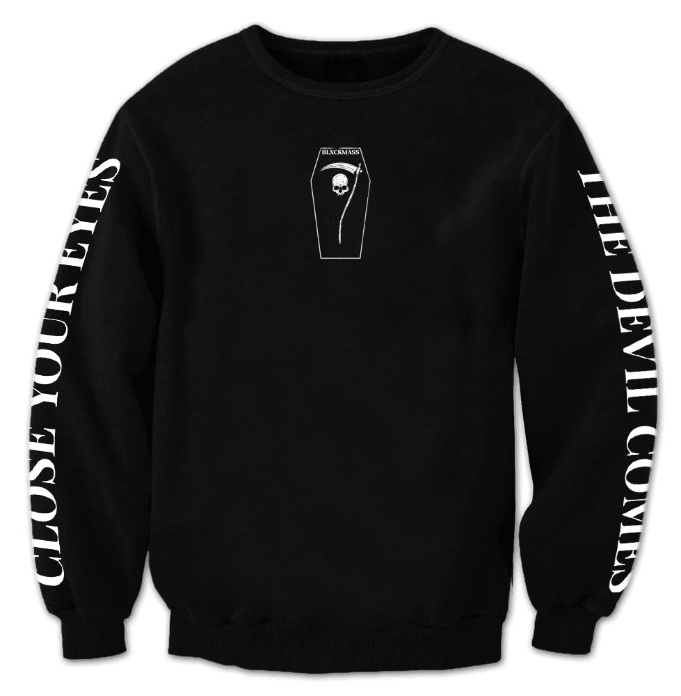 Sleep Paralysis - Crewneck