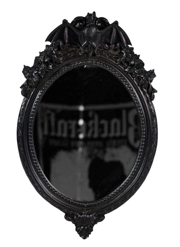 Bat Mirror- Black