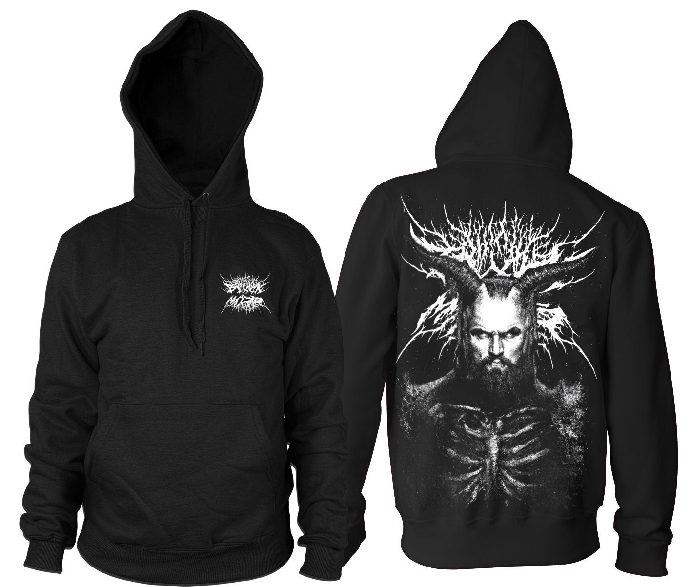 Fallen One Hooded Pullover