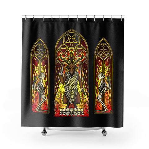 Sunday Sermon - Shower Curtain
