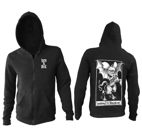 deadmau5 X BlackCraft Collaboration Zip Up