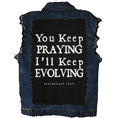 Evolve - Back Patch
