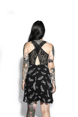 Death Moth - Sleeveless Dress