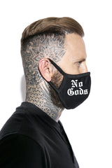 No Gods No Masters - Face Mask