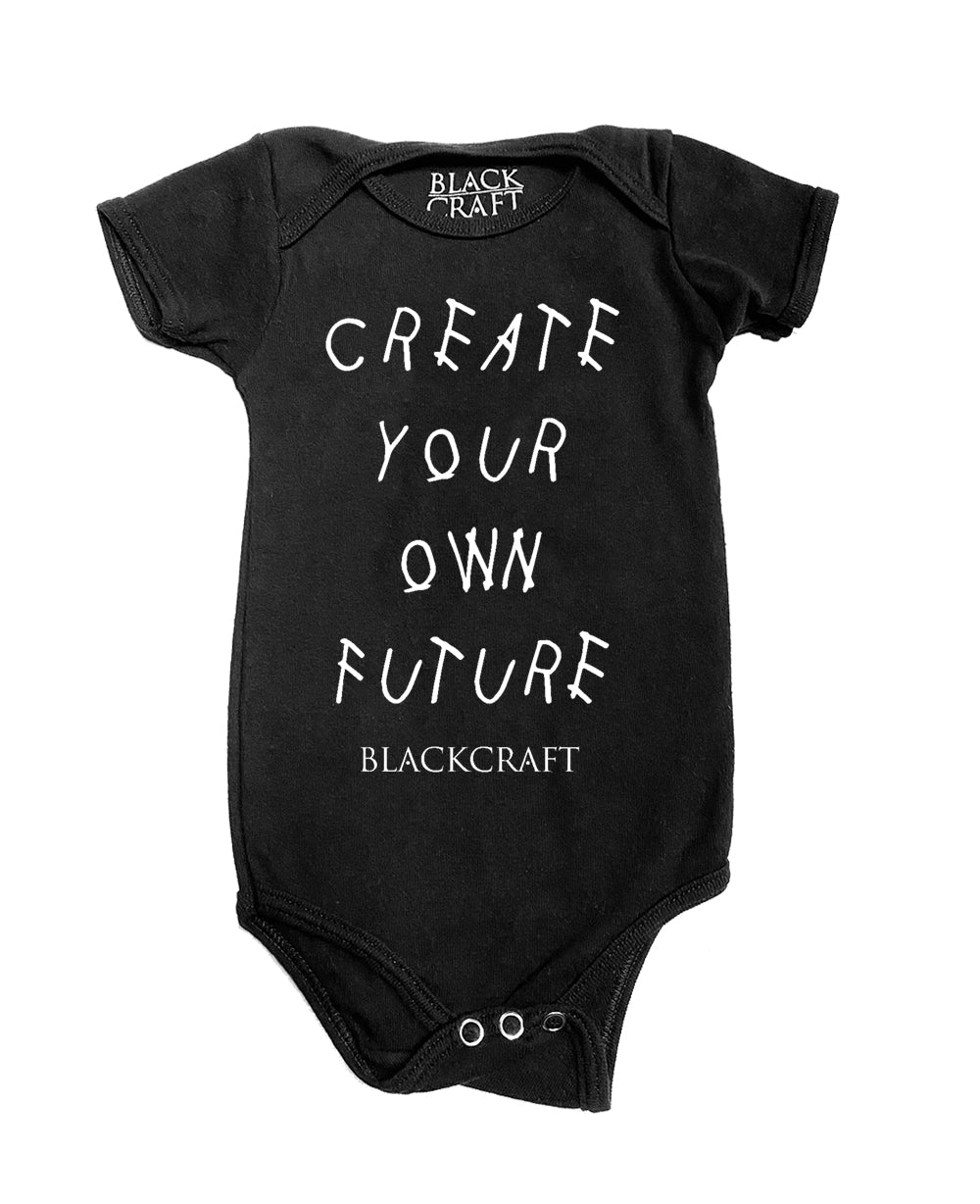 Create Your Own Future - Baby Onesie