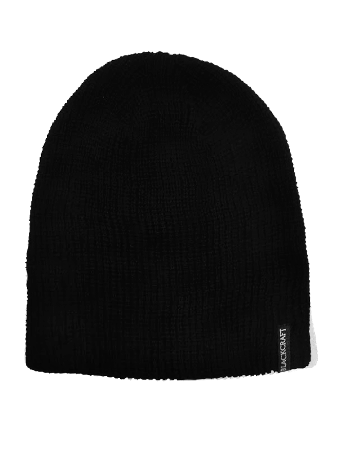 Blackcraft- Knit Beanie