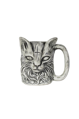Lucipurr  - Molded Ceramic Mug